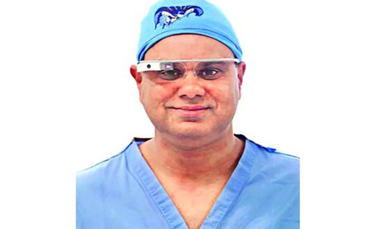 British Bangladeshi Doctor